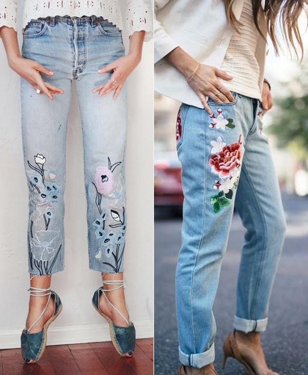 6 mot quan jeans dang lam mua lam gio he 2017 hinh anh 3