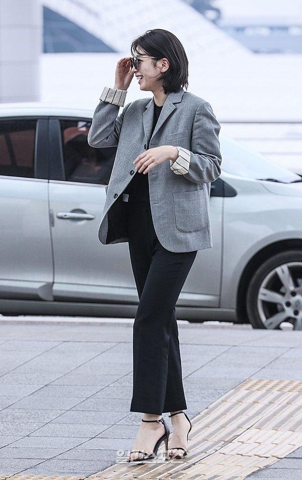 Ban gai Lee Min Ho bi che khi cat toc ngan hinh anh 6