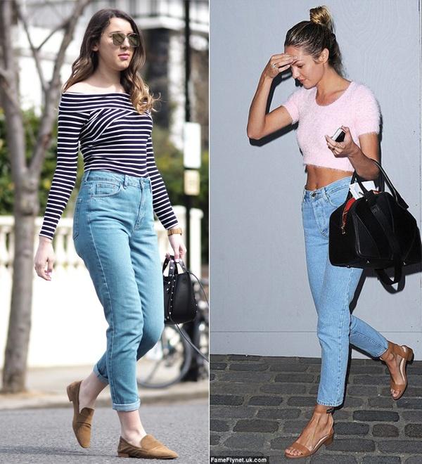 6 mot quan jeans dang lam mua lam gio he 2017 hinh anh 6