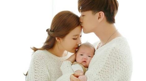 Vo idol Han ke noi kho khi mang thai hinh anh
