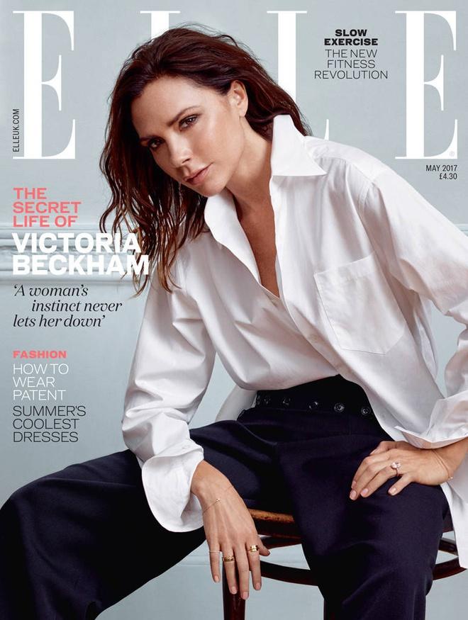 Victoria Beckham toc uot goi cam tren tap chi hinh anh 1