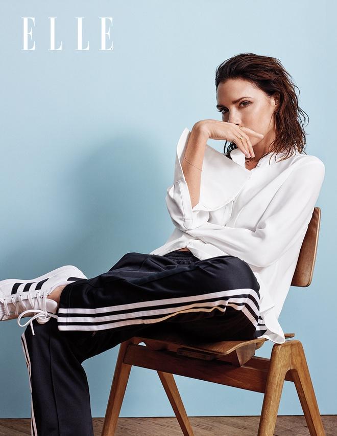 Victoria Beckham toc uot goi cam tren tap chi hinh anh 4