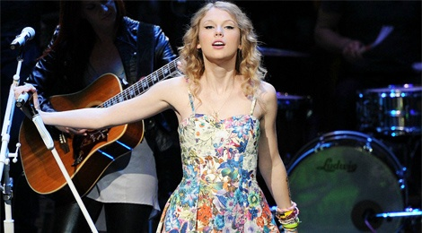 Taylor Swift chan nhac pop, tro lai nhac dong que? hinh anh