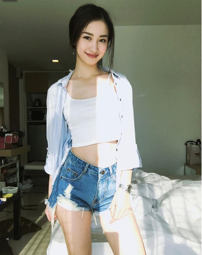 Gout thoi trang hien dai cua hot girl Jun Vu hinh anh 3