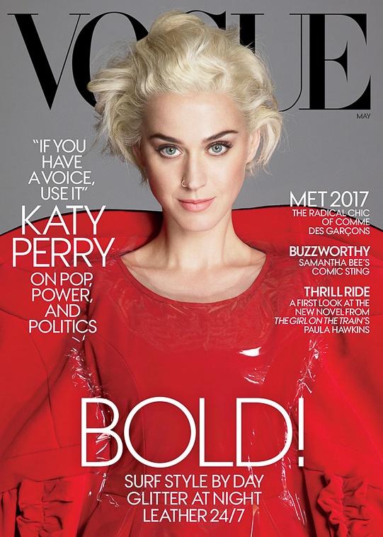 Katy Perry quay lai voi thoi trang 'ky di' hinh anh 1