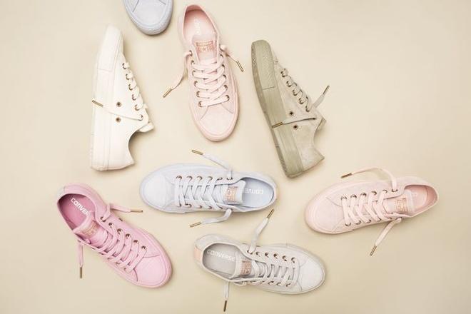 Xu huong sneaker mau pastel ngot ngao hot nhat 2017 hinh anh 4