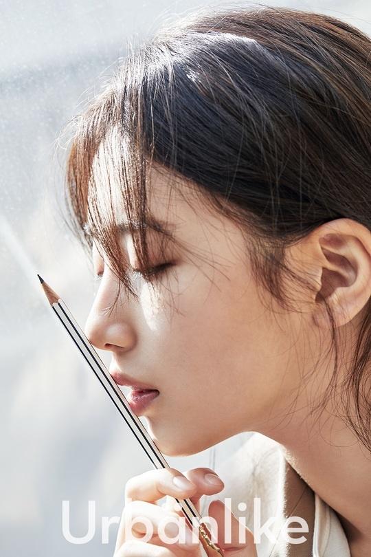 Ban gai Lee Min Ho mac goi cam voi toc moi hinh anh 5