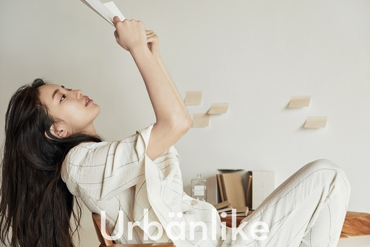 Ban gai Lee Min Ho mac goi cam voi toc moi hinh anh 6