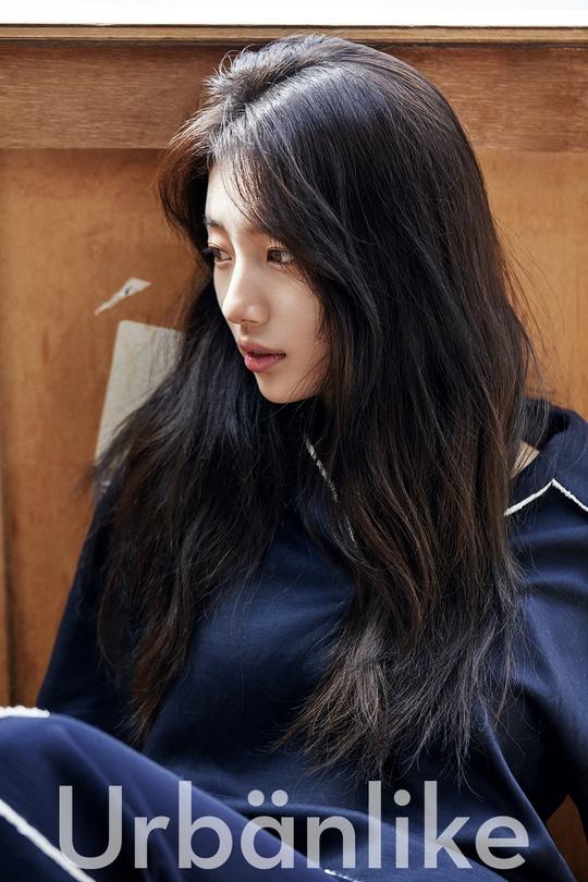Ban gai Lee Min Ho mac goi cam voi toc moi hinh anh 7