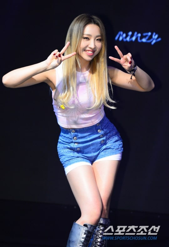 Minzy 2NE1 anh 6