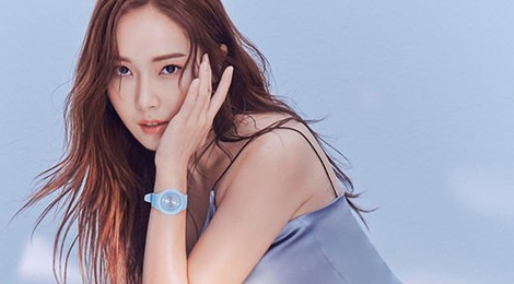 Jessica Jung dien vay hai day tren tap chi hinh anh