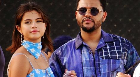 Selena Gomez da phong cach khi hen ho ca si The Weeknd hinh anh