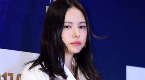 Nguoi dep Min Hyo Rin mat sung khac thuong o su kien hinh anh