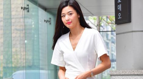 'Mo chanh' Jun Ji Hyun ngay cang gay guoc hinh anh