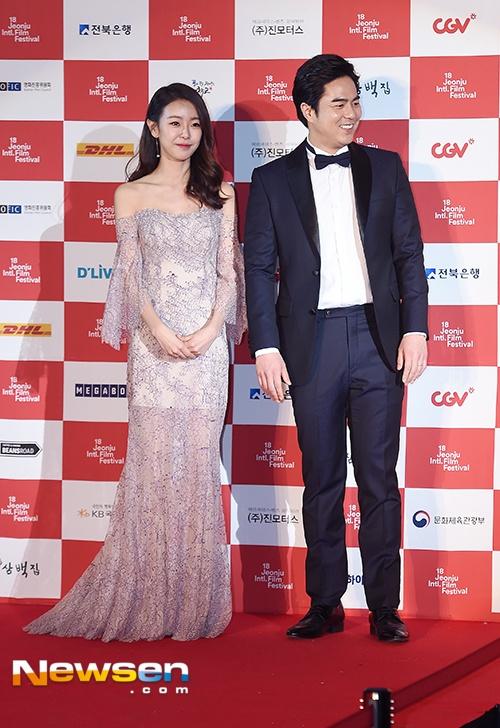 Ha Ji Won quyen ru tren tham do o tuoi U40 hinh anh 9