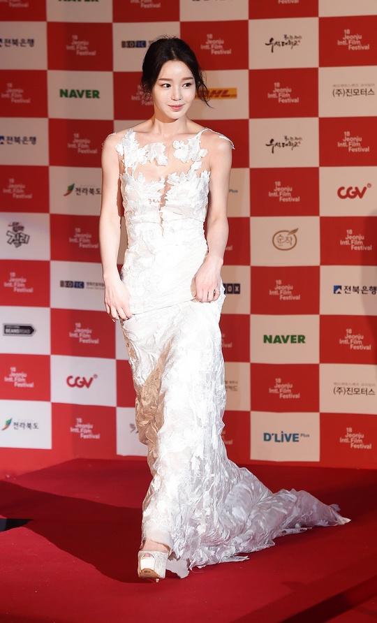 Ha Ji Won tren tham do anh 4