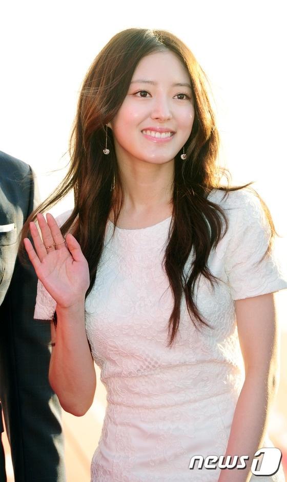 Ha Ji Won tren tham do anh 10