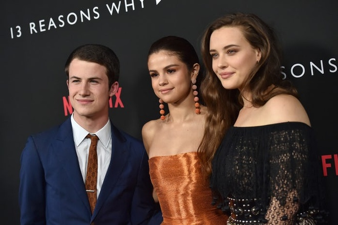 Selena Gomez bao ve '13 Reasons Why' truoc nhung chi trich hinh anh 2