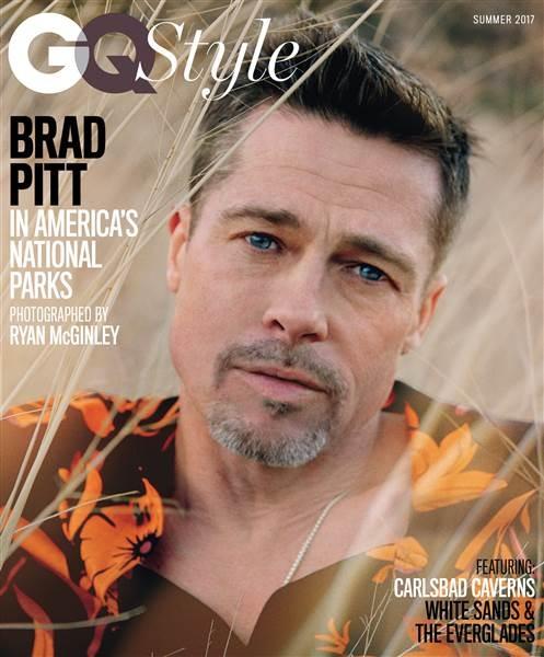 Brad Pitt thua nhan nghien ruou nang hinh anh 1