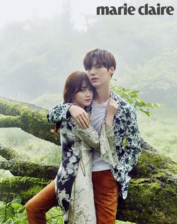 Xu huong yeu dong nghiep no ro trong showbiz Han hinh anh 3