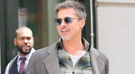 Brad Pitt tuoi tinh sau khi trut noi long ve vu ly hon voi Jolie hinh anh