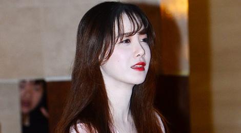 'Nang Co' Goo Hye Sun trat phan qua da khien mat trang bech hinh anh