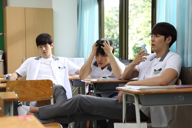 Su nghiep dang thang hoa cua Kim Woo Bin truoc khi mac benh ung thu hinh anh 8