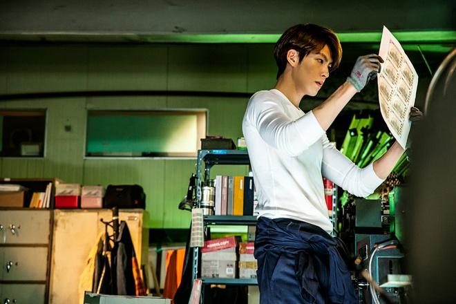 Su nghiep dang thang hoa cua Kim Woo Bin truoc khi mac benh ung thu hinh anh 7