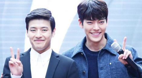 Ban than dau buon khi Kim Woo Bin bi ung thu vom hong hinh anh