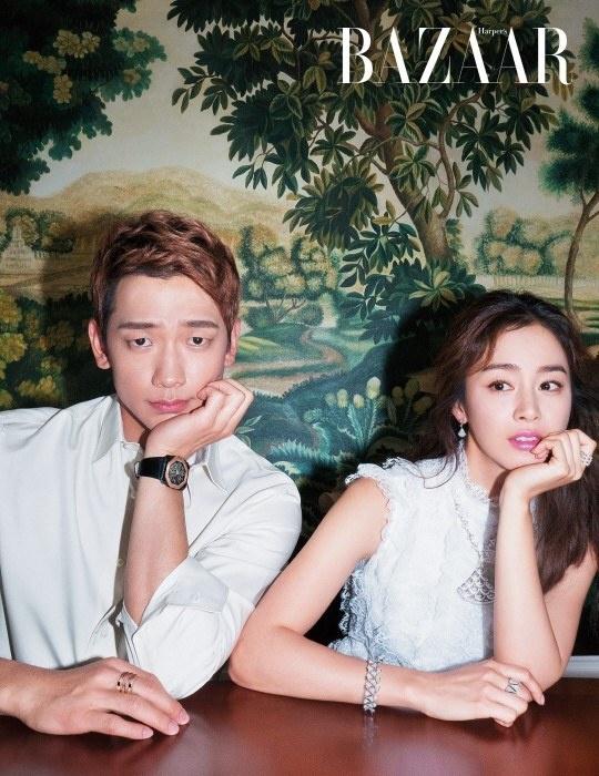 Kim Tae Hee chua nghi viec de duong thai hinh anh 1