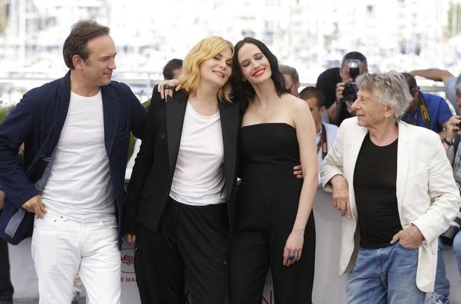 'Bieu tuong goi cam nuoc Phap' Eva Green hut hon o LHP Cannes hinh anh 3