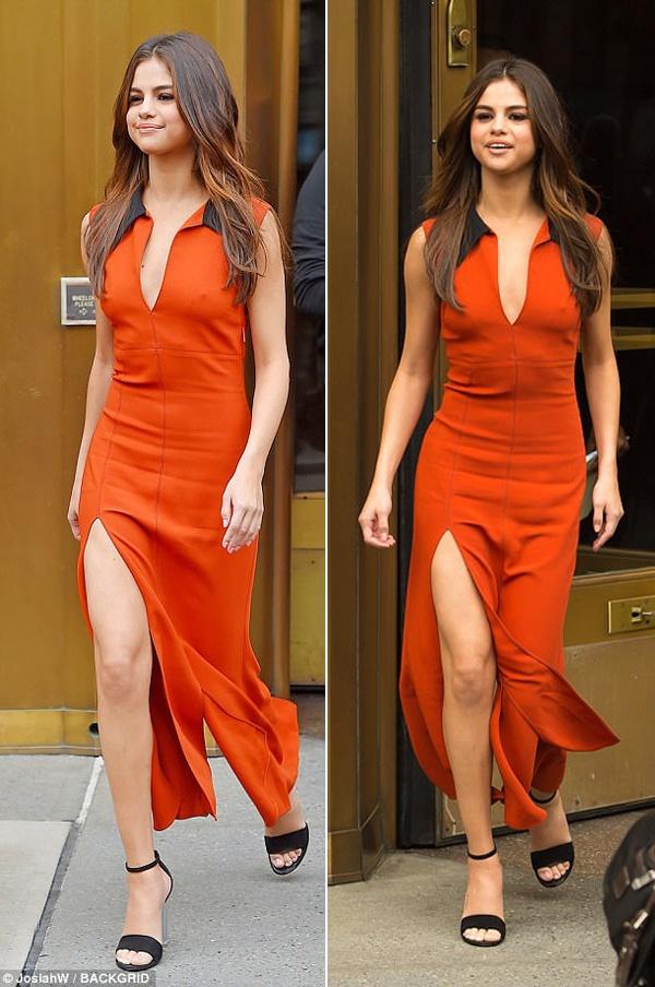 Selena Gomez bien hoa voi 5 bo vay chi trong mot ngay hinh anh 3