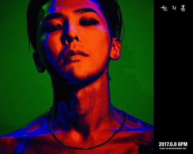 G-Dragon dung nhat bang xep hang tai 41 quoc gia voi san pham moi hinh anh 1
