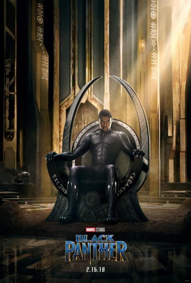 Trailer dau tien cua Hac Bao 'Black Panther' ra mat hinh anh 1