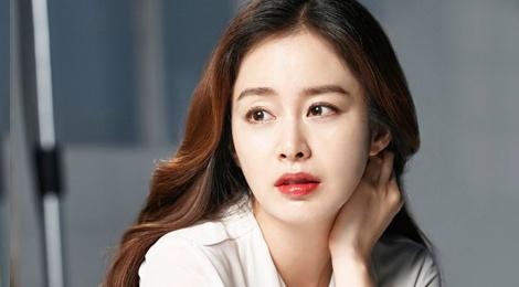 Ba bau Kim Tae Hee xinh dep khi lam mau hinh anh