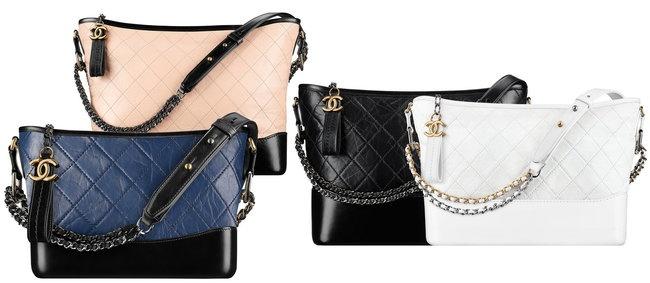 4c1123a92012 Mau tui xach dang duoc Ky Duyen, Ngoc Trinh lang xe co gi dac biet.  Chanel's Gabrielle boho bag: Túi xách ...