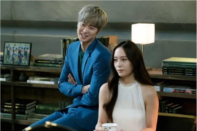 Shin Se Kyung va kieu nu Kpop Krystal lam tinh dich trong phim moi hinh anh 6