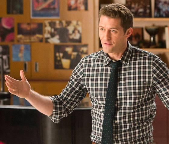 Dan cast chinh cua Glee: ke thang hoa,  nguoi tu tu anh 1