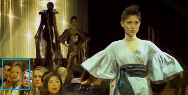 Mai Ngo, Lilly Nguyen toi co vu Minh Tu o chung ket Next Top chau A hinh anh 1