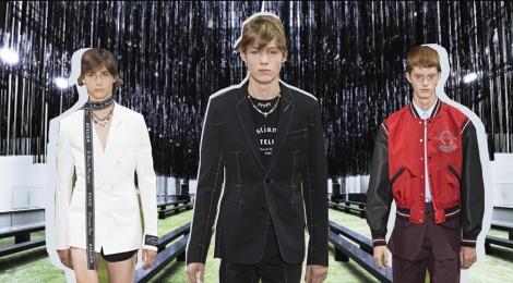 Dior Homme 2018: Giac mo ky uc cua phai manh hinh anh