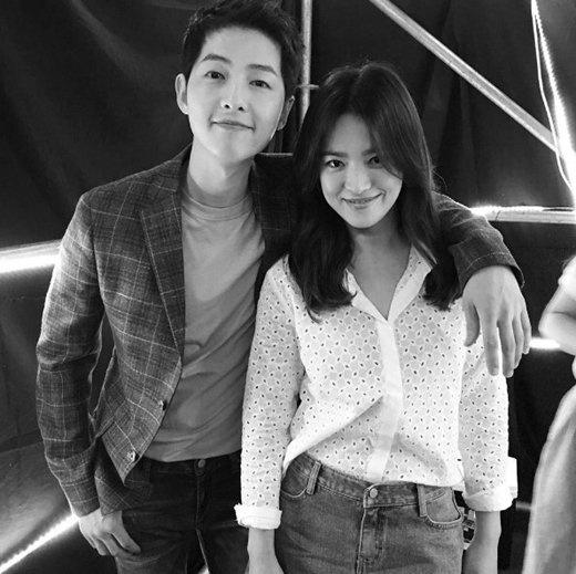 Song Hye Kyo – Song Joong Ki: moi tinh chi em gay sot lang giai tri Han anh 7