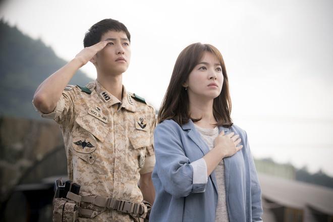 Song Hye Kyo – Song Joong Ki: moi tinh chi em gay sot lang giai tri Han anh 1