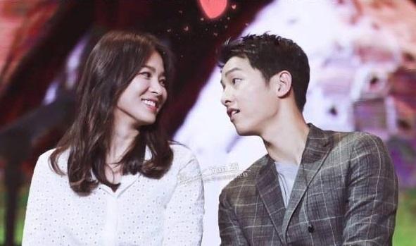 Song Hye Kyo – Song Joong Ki: moi tinh chi em gay sot lang giai tri Han anh 8
