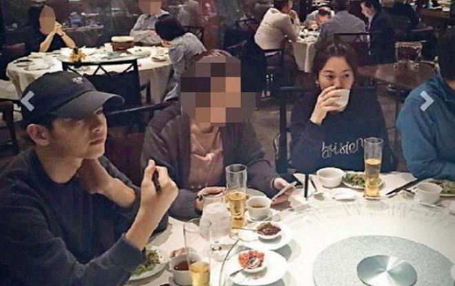 Song Hye Kyo – Song Joong Ki: moi tinh chi em gay sot lang giai tri Han anh 9