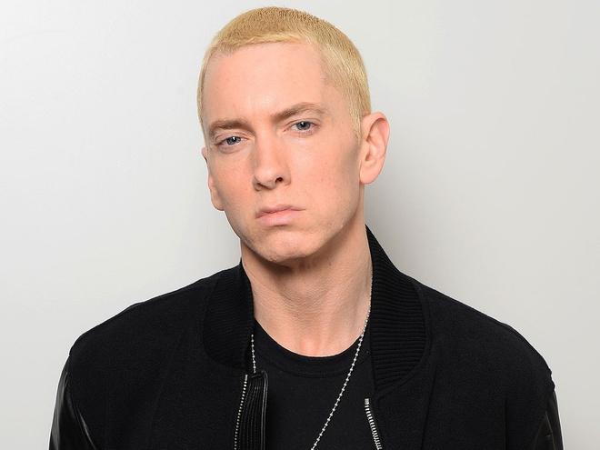 'Ong hoang nhac rap' Eminem da san sang tro lai hinh anh