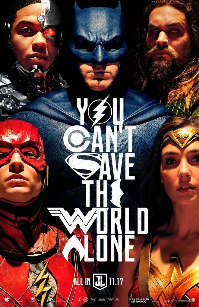 Dan sieu anh hung Justice League cua DC chinh thuc hinh thanh hinh anh 2