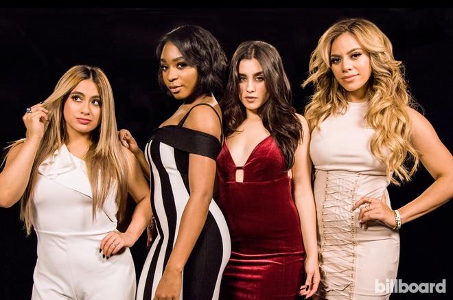 Nhom nhac nu Fifth Harmony 'dung do' thanh vien cu ngay tro lai hinh anh 1
