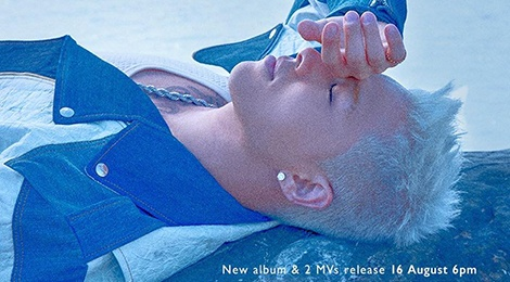 Taeyang (Big Bang) tiet lo bia thu cong doc dao cho album moi hinh anh