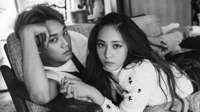 Jessica tiet lo ve chuyen tinh cam cua em gai Krystal cung Kai (EXO) hinh anh 1