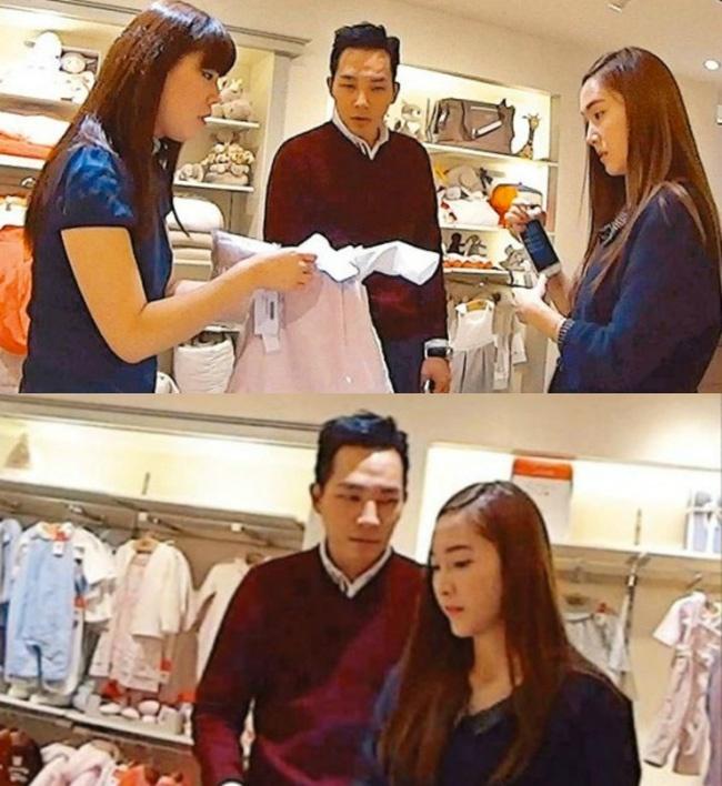 Jessica tiet lo ve chuyen tinh cam cua em gai Krystal cung Kai (EXO) hinh anh 2